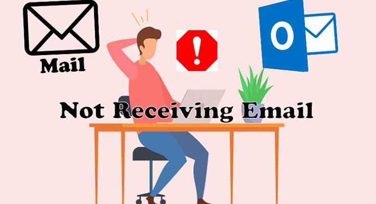 MS Outlook is Not Receiving Email