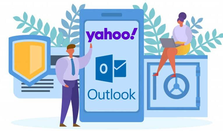 Setup Yahoo Mail to Outlook's Version 2003, 2007, 2010, 2013, 2016, 2019 & Microsoft 365!
