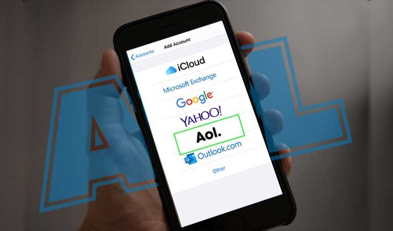 A Set-Up Guide to Add AOL Mail Account on iPhone