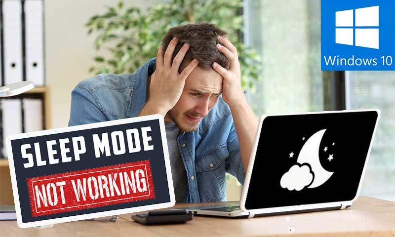Fix 'Windows 10 Sleep Mode Not Working' Issue With These 13 Solutions!