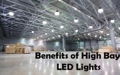What are the Benefits of High Bay LED Lights?